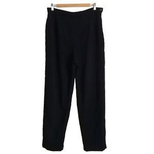 MEN Marithé & François Girbaud Black Trouser Pants